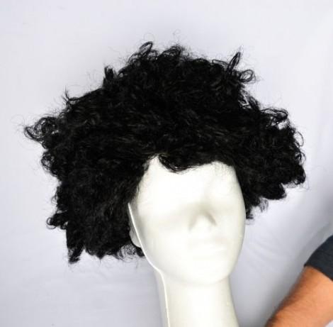 Peluca Afro Morocha