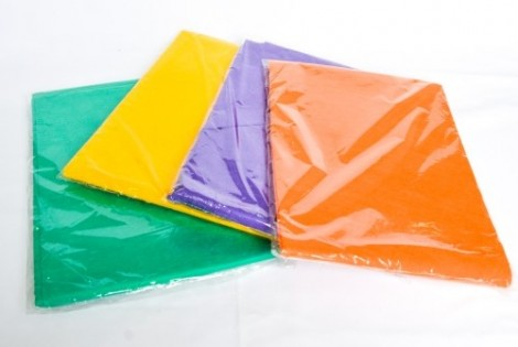Mantel rectangular liso Friselina