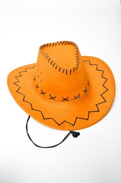 Sombrero Vaquero Marron Claro
