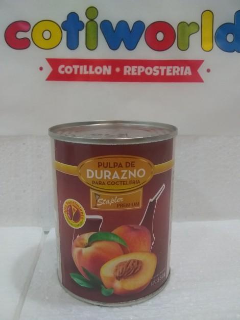 Pulpa para cocteleria Durazno