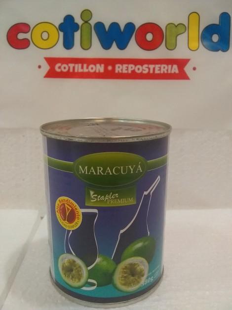 Pulpa para cocteleria Maracuya