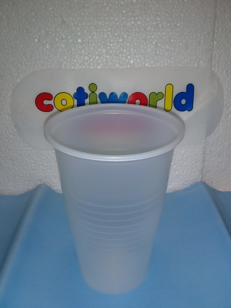 Vasos plastico de litro