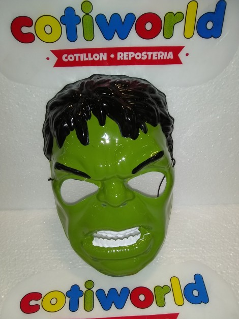 Careta Increible Hulk