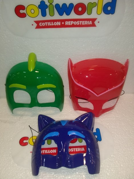 Caretas de PjMasks