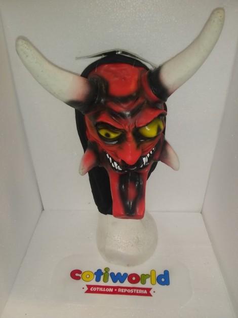 Mascara de diablo