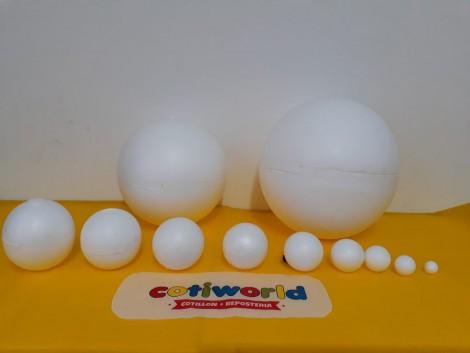 Esferas Redondas x unidad y medida