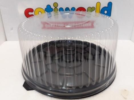 Tortera de plastico redonda N: 28