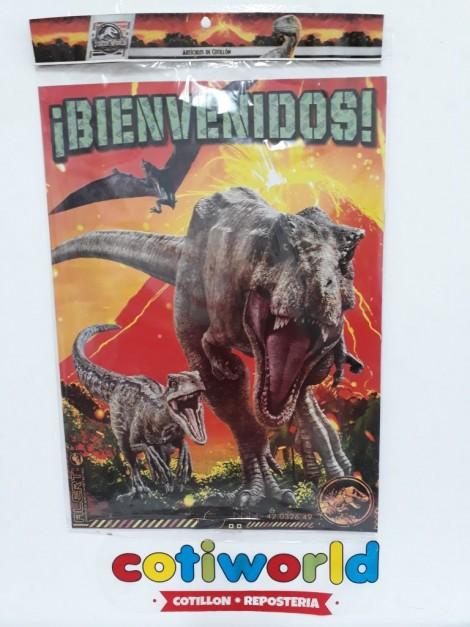 Afiche de Dinosaurios