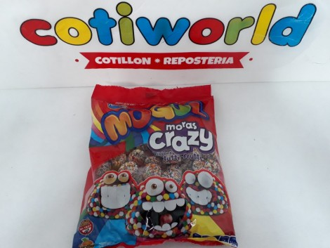 "Moritas crazy "" Mogul"" x500gr."
