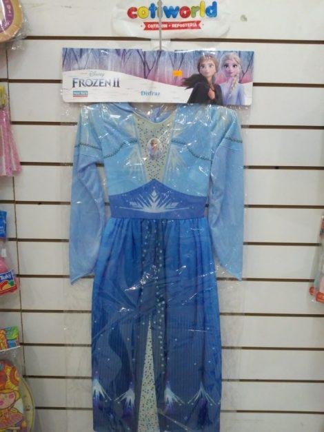 Disfraz de Frozen II Elsa